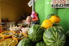 Servizio di via a Tbilisi, Georgia Fotografia Stock