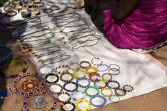 Servizio esterno nel Kenia fotografie stock libere da diritti