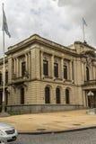 Servizio governativo della facciata della costruzione Tandil Immagine Stock