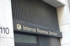 Servizio internazionale del reddito Fotografie Stock