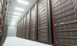 Serwerów dane Izbowy centrum ilustracji