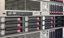 serwer Obraz Stock