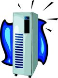 serwer komputerowy Obraz Stock