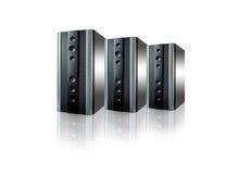 serwery Obrazy Stock