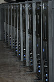 serwery zdjęcie stock
