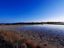 Ses Salines, Formentera Royalty Free Stock Photography