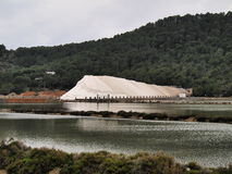 Ses Salines, Ibiza Stock Image