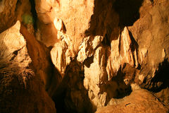 Sesalacka cave Stock Photography