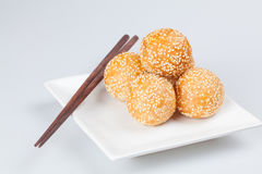 Sesame Balls Stock Photography