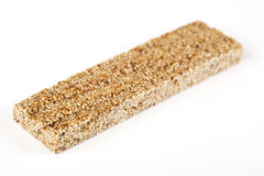 Sesame bar with honey Stock Images