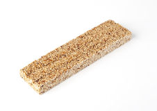 Sesame bar with honey Royalty Free Stock Photos