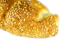 Sesame bread Royalty Free Stock Photo