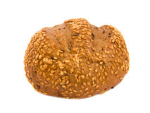 Sesame bun Royalty Free Stock Image