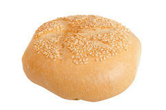 Sesame Bun Stock Photography