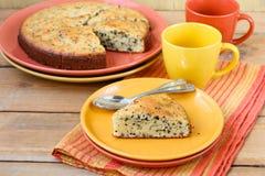 Sesame cake Stock Images