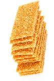 Sesame cakes Stock Photography