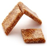 Sesame caramel candy. Very popular in Indian subcontinent Royalty Free Stock Photos