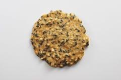 Sesame Cookies Stock Photo