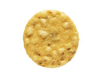 Sesame Cracker Stock Image