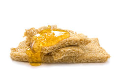 Sesame and honey Stock Image