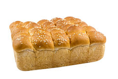 Sesame loaf bread Stock Photography
