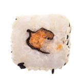 Sesame maki sushi top Royalty Free Stock Photography
