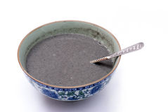 Sesame paste Stock Images