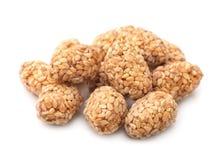 Sesame peanuts Stock Photography