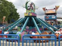 Sesame Place in Langhorne, Pennsylvania. USA royalty free stock photos