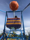 Sesame Place in Langhorne, Pennsylvania. USA Royalty Free Stock Images