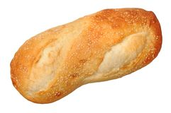 Sesame seed bread Royalty Free Stock Image