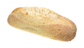 Sesame seed bread loaf Stock Image