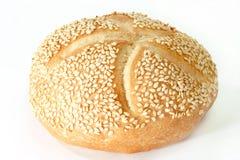 Sesame Seed Bun Royalty Free Stock Photo