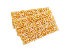 Sesame Seed Cookies Royalty Free Stock Photo
