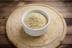 Sesame seed Royalty Free Stock Images