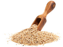 Sesame seeds Royalty Free Stock Photo