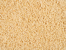 Sesame seeds background Stock Images