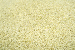 Sesame seeds. Closeup Details Background Royalty Free Stock Photo