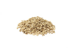 Sesame seeds - isolated Stock Image