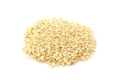 Sesame Seeds Royalty Free Stock Photo