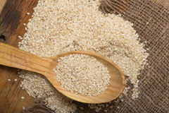 Sesame seeds Stock Photography