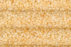 Sesame snack Royalty Free Stock Photos