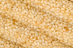 Sesame snack Stock Photography