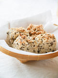 Sesame soft biscuits Royalty Free Stock Images
