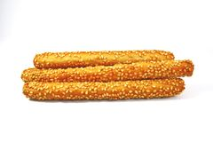 Sesame sticks Stock Photo