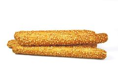 Sesame sticks Royalty Free Stock Images