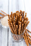 Sesame Sticks Stock Photography