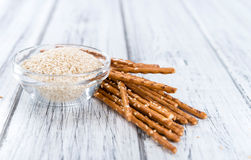 Sesame Sticks Stock Photos