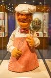 Sesame Street en Washington National History Museum Foto de archivo libre de regalías