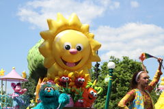 Sesame street parade Pennsylvania stock photos